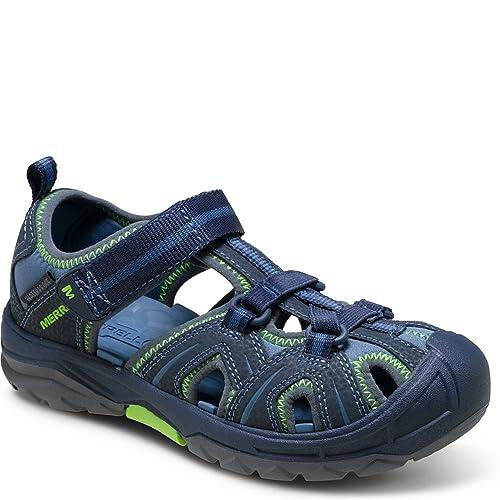 Hydro Hiker Sport Sandals Boy's Merrell NOmnwv80