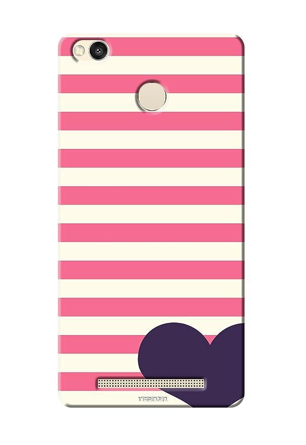 Picwik Designer Printed Back Hard Case For Xiaomi Mi Redmi 3S Prime   Multicolor Cases   Covers
