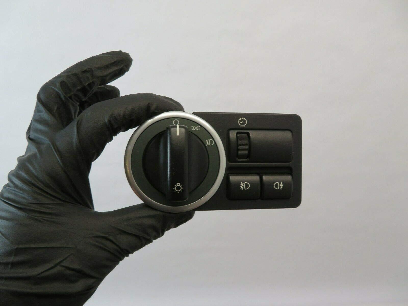 Hiscarpart #3942D Range Rover OEM ON Off Headlight Head Light LAMP Control Switch