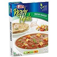 Gits Ready to Eat Matar Paneer, 285g