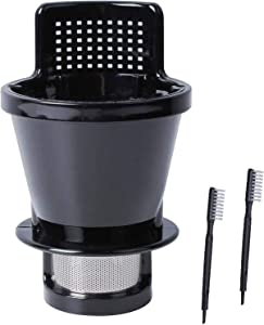 Podoy 8006 Juicing Screen Compatible with Omega juicer, Replace 8003, 8004, 8005, 8006,NC900 and NC800,Not Fit 8007, 8008, with Juicer Cleaning Brush