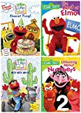 Sesame Street: Elmo's World: Elmo's Favorite Things/Elmo's World: Wild, Wild West/ Best of Elmo/Learning About Numbers