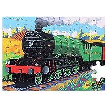 Bigjigs Toys Flying Scotsman Puzzle (48 Piece)