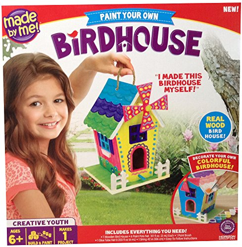 Made By Me Paint Your Own Birdhouse