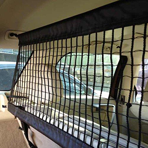 Juntu Pet Safety Separation Barrier Cargo Net For Audi Q Amazonco - Barrier audi
