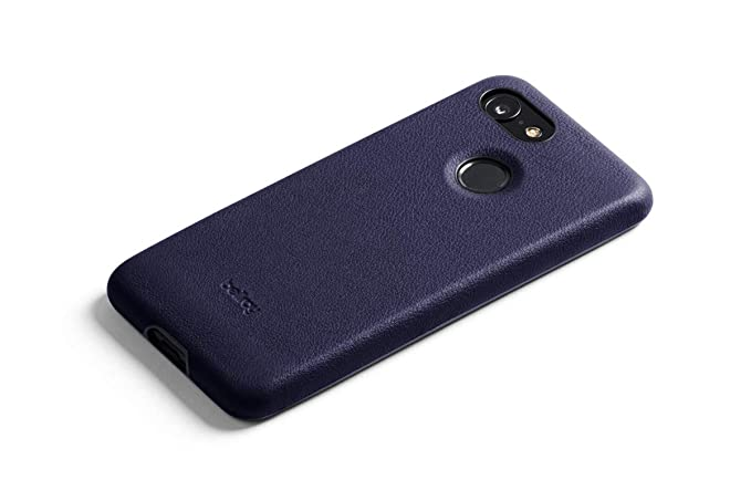 online store e9377 375da Bellroy Leather Case for Pixel 3 XL - Navy