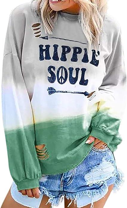 Men/'s Hooded Sweatshirts Casual Color Block Hip Hop Long Sleeve Oversize Hippie