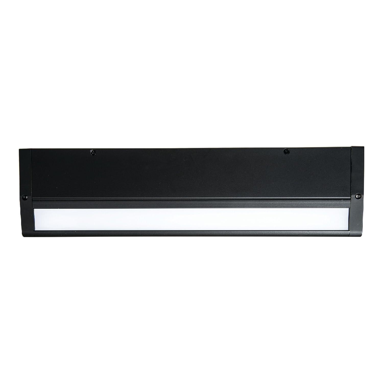 EATON Lighting HU1009D930MB Halo 9' LED Under-Cabinet Lgt, 3000K, 90CRI, Dim, Black