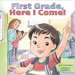 Book First Grade, Here I Come!