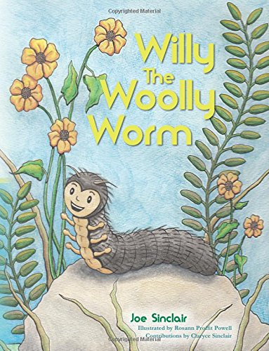 Download Willy The Woolly Worm pdf epub
