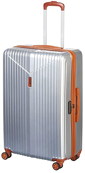 Pure Valise KarlaBagage Grande 4 Avec Rigide Taille Roulettes 7Ygvbf6Iy