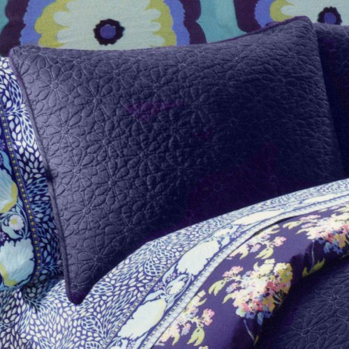 Amy Butler Dream Daisy Quilted Standard Pillow Sham