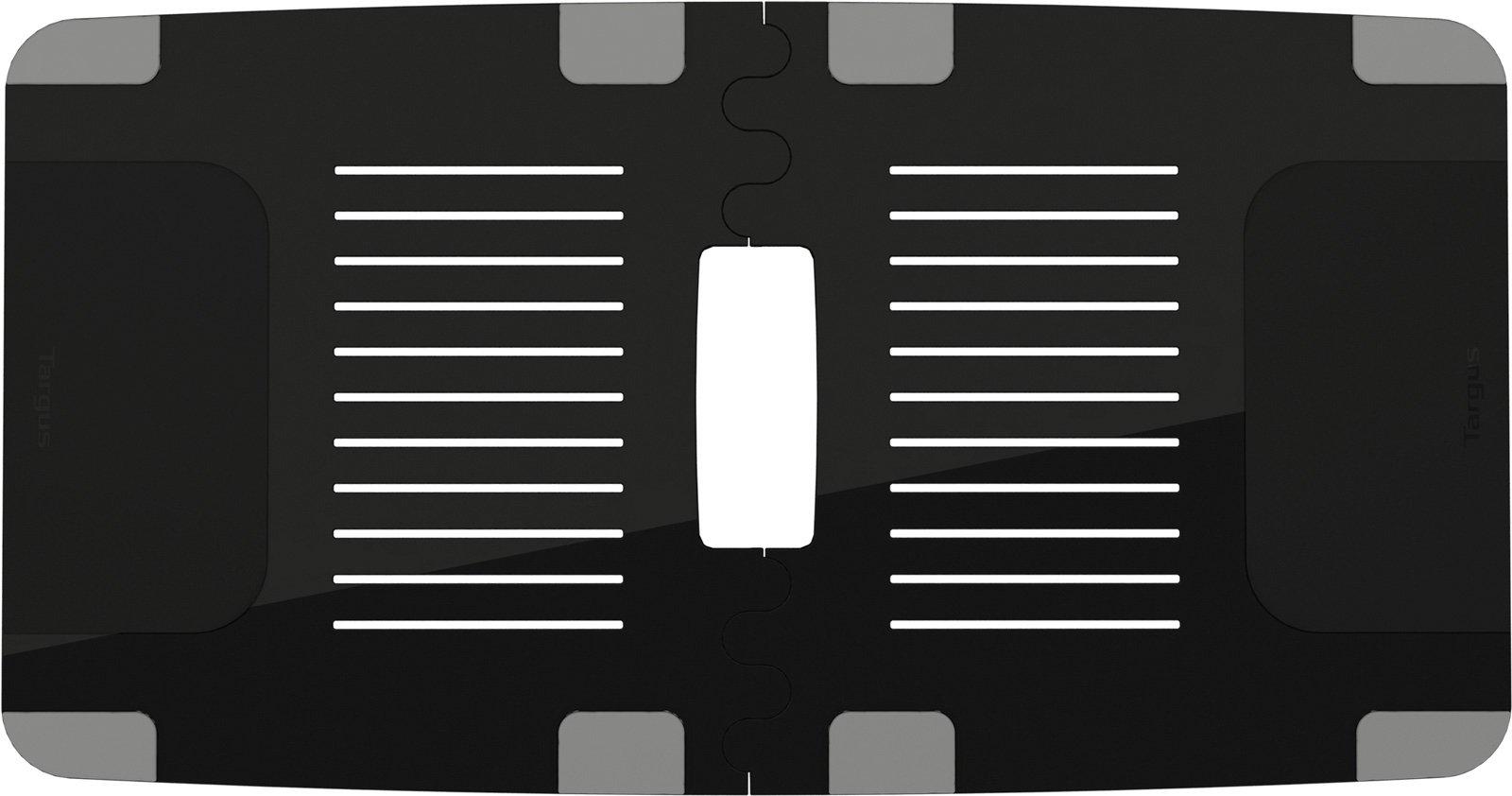 Targus Compact Laptop Desk AWE56US-Black with Gray by Targus (Image #2)