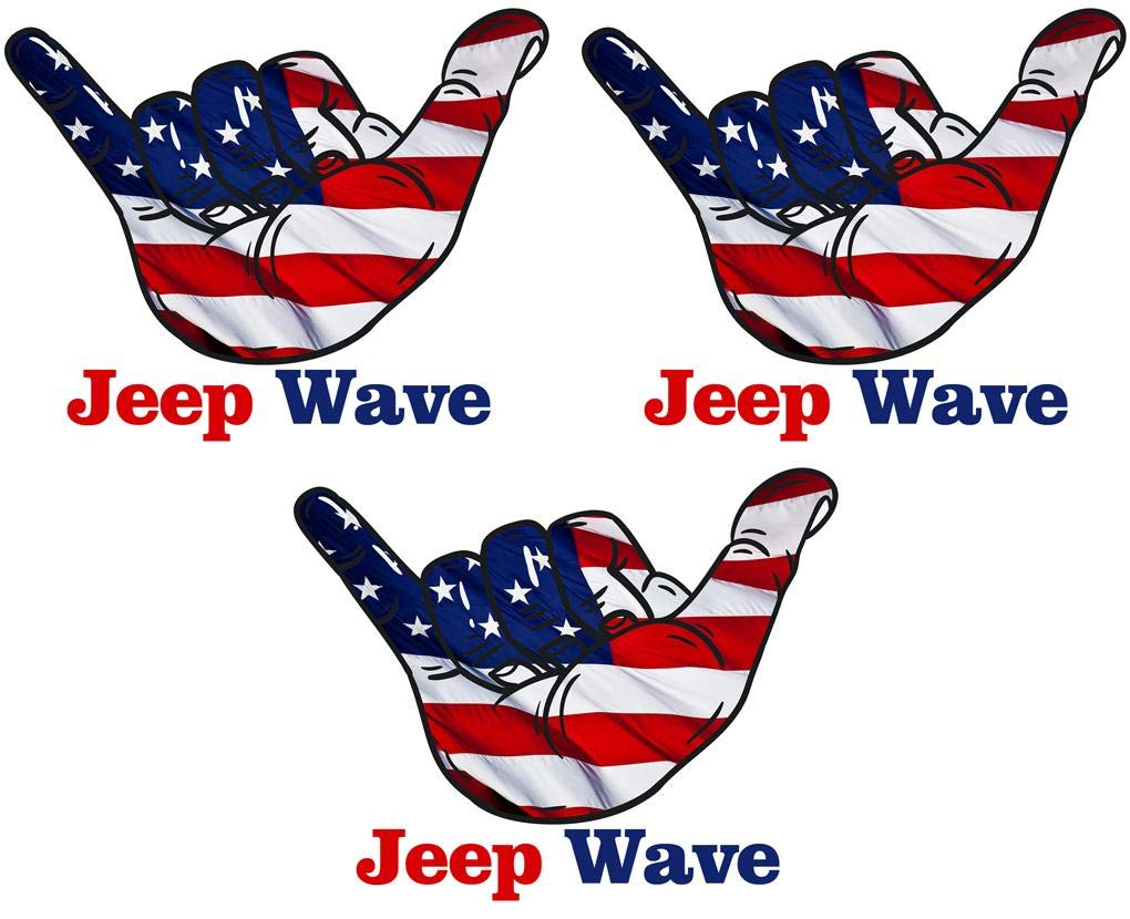 FESCO Jeep Wave 3 Pack