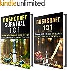 Bushcraft 101 Box Set: Survival Skill...
