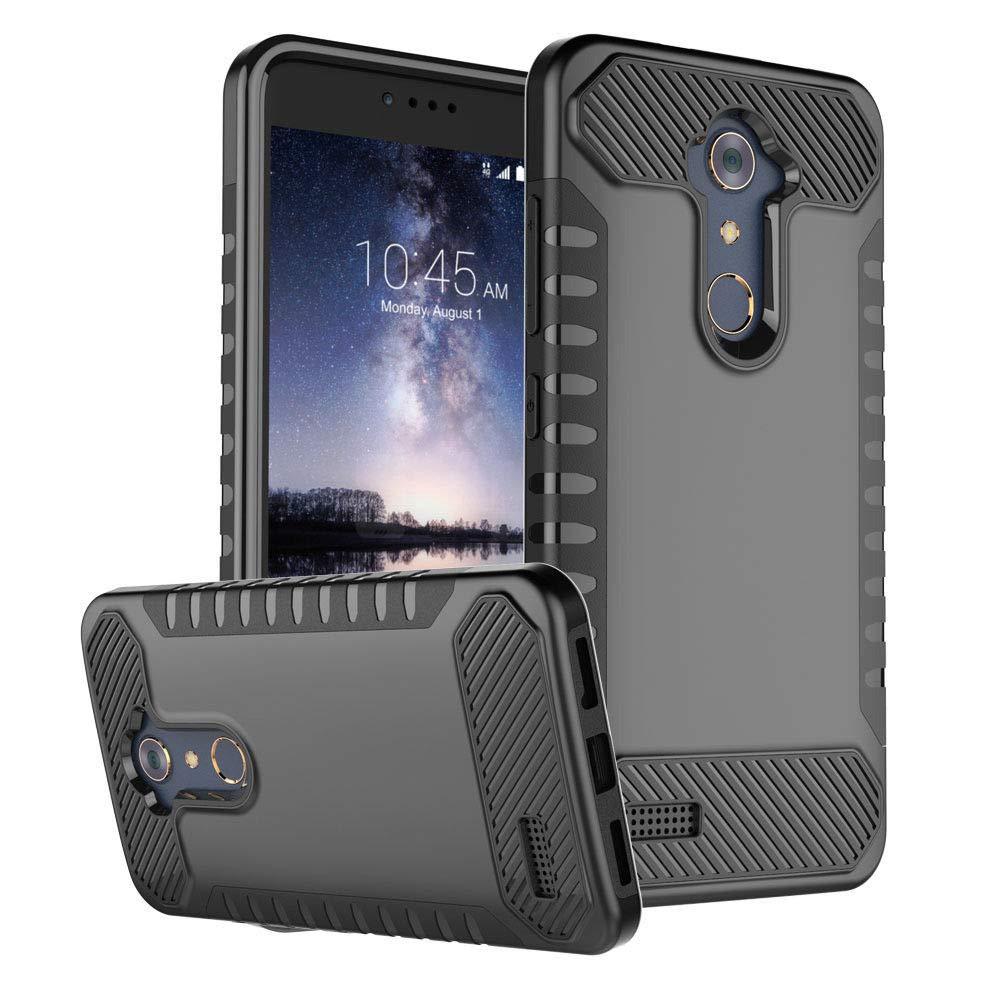 outlet store 25516 8d613 Amazon.com: FidgetFidget Phone Case for ZTE Z981 ZMAX PRO Z988 Grand ...