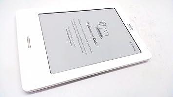Kobo Touch - E-Reader (USB 2.0, Micro-USB B, E Ink, SD, 802.11b ...