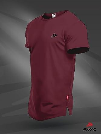 14ee832658b8f0 PIMD Lifestyle Gym T-Shirt: Amazon.co.uk: Clothing