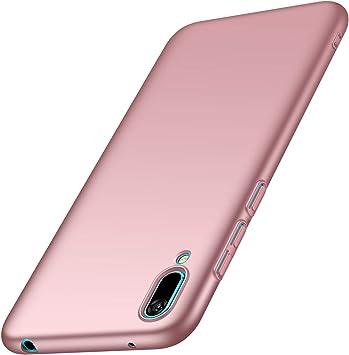 AOBOK Funda Huawei Y6 2019, Ultra Slim Anti-Rasguño y Resistente ...