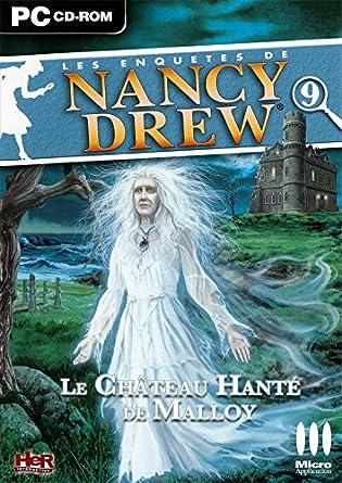 nancy drew le chateau hanté de malloy