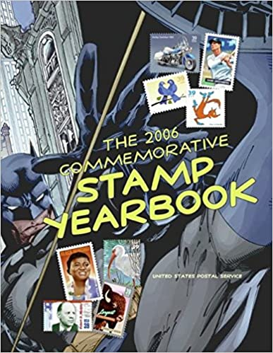 Book The 2006 Commemorative Stamp Yearbook (Us Postal Service)