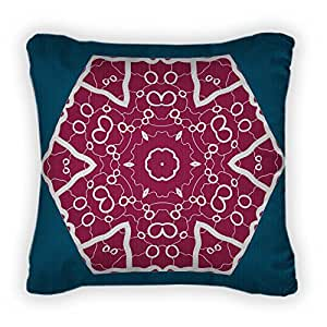 Gear New Vintage Indian Ornament Throw Pillow,