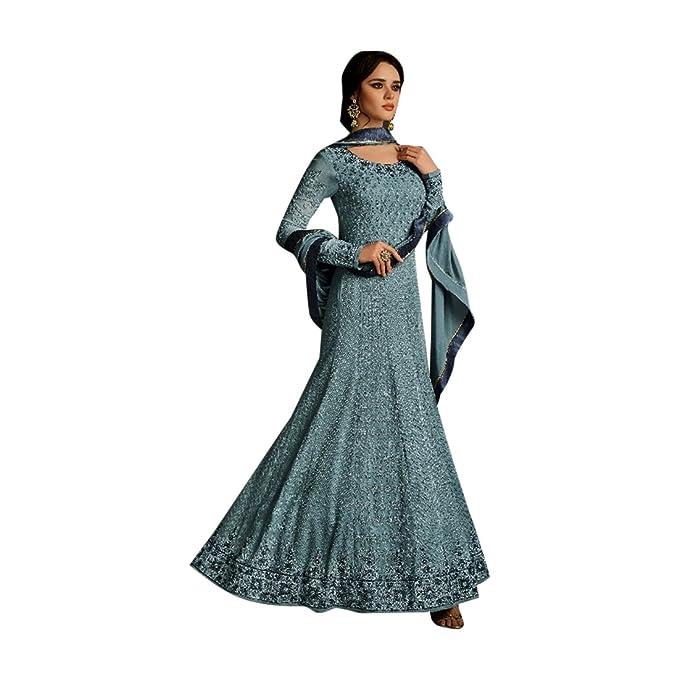 Amazon.com: Colección pakistaní de Bollywood vestido de ...