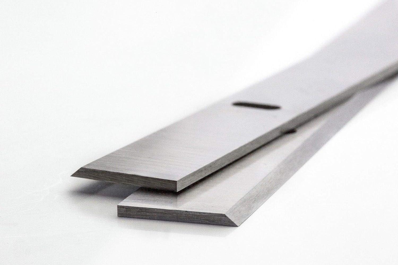 6 St/ück FEIDER F1120RD-2 HSS Hobelmesser 210x16,5x1,5mm