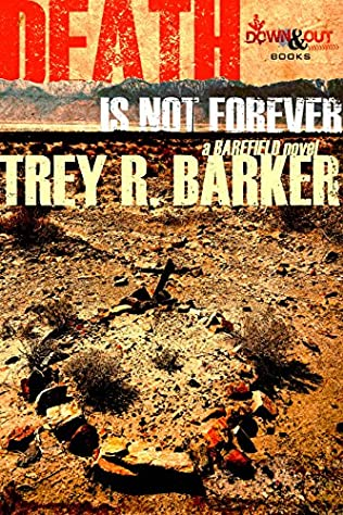 book cover of Death is Not Forever
