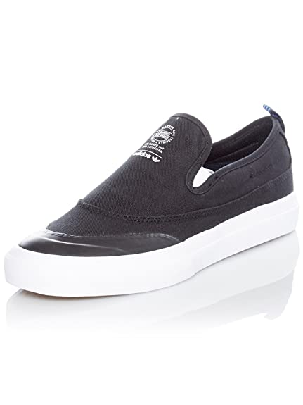 6d3854b9fb9 adidas Matchcourt Slip On Core Black Footwear White Gum4  Amazon.co ...