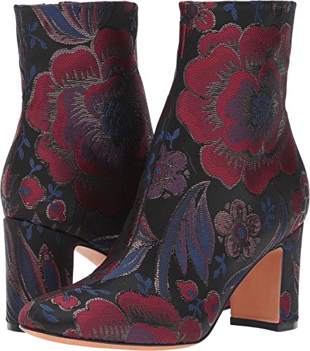Marc Fisher LTD Women's Grazi 2 Azul Rojo Fabric 5.5 M - Azul Rojo Y