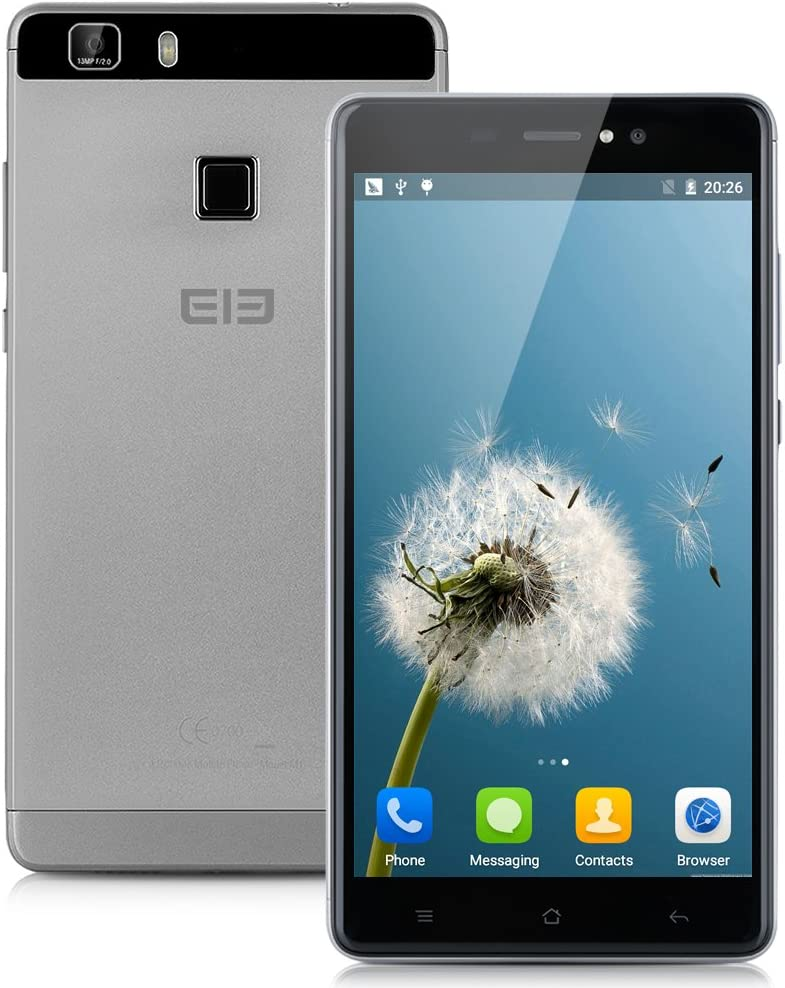 Elephone M1 - Smartphone Móvil Libre 4G Android 5.1 (5.5