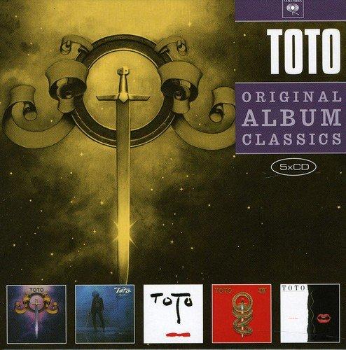Toto - Original Album Classics 2 - Zortam Music