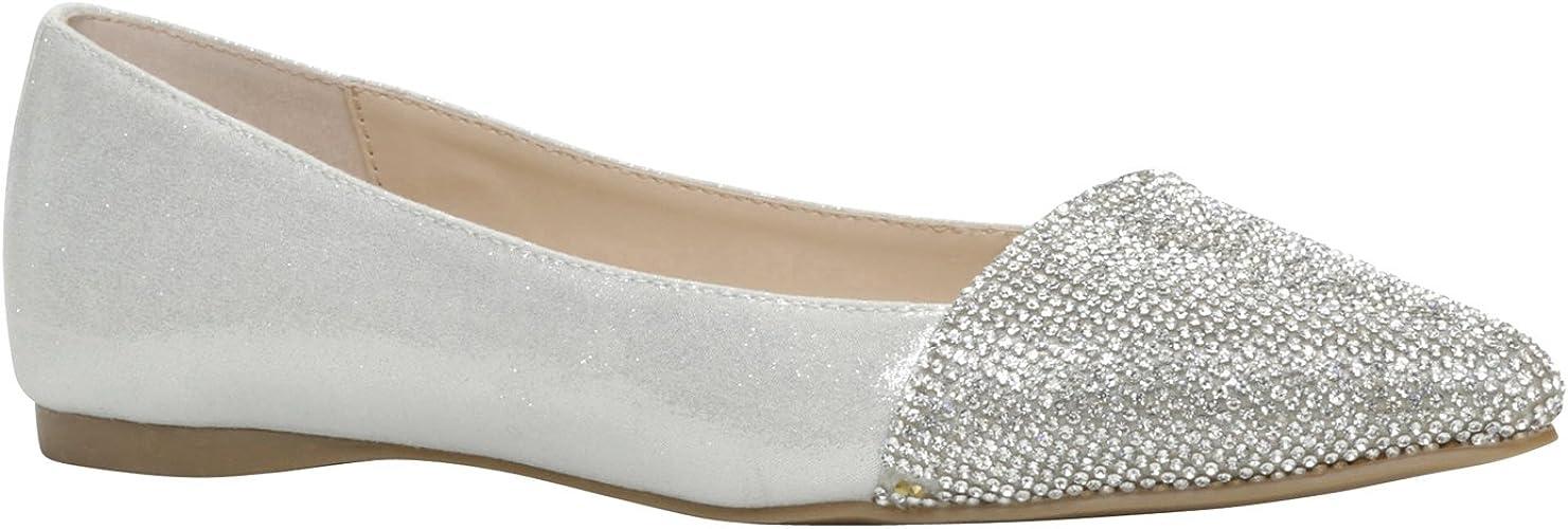 Aldo SEVIRENI - Ballet Flats - Silver