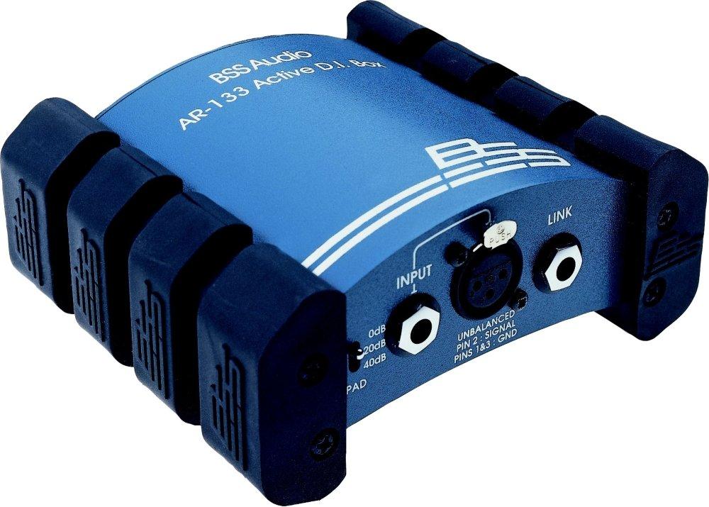 Bss AR133 - Ar-133 caja de inyeccion directa activa 52