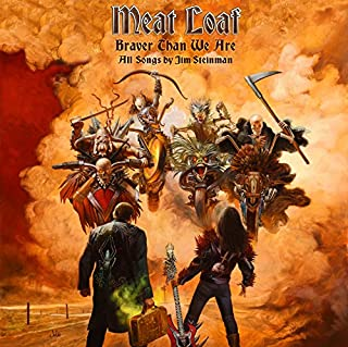 Braver Than We Are [CD/DVD Combo][Deluxe Edition] by Meat Loaf (B01H2UZOW4) | Amazon Products