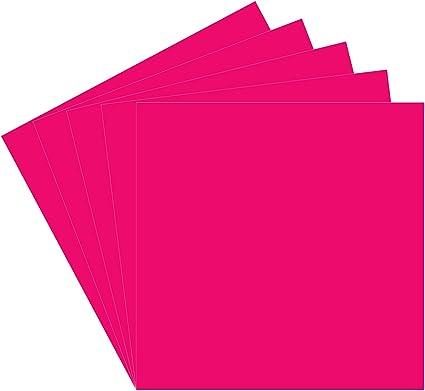 "Yellow 10/"" X 12/"" Craft Adhesive Vinyl Sheet Scrapbook Vehicle Graphic Oracal 651"