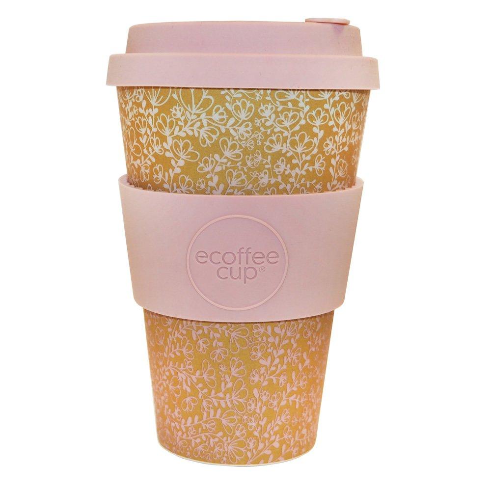 BIOZOYG Sustainable Ecoffee Cup Bamboo I Bamboo coffee mug with ...