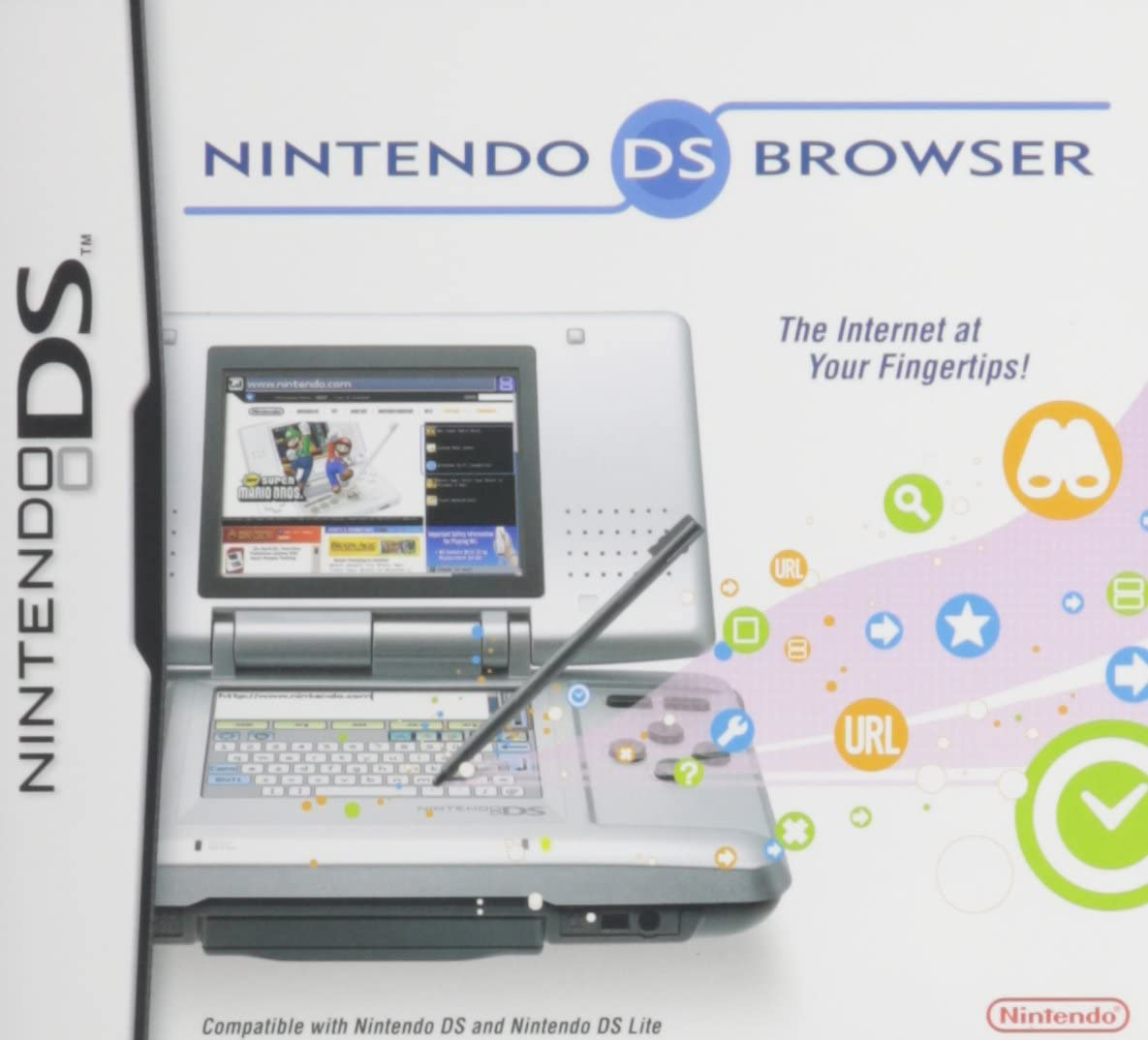 Amazon.com: Nintendo DS Browser: Video Games
