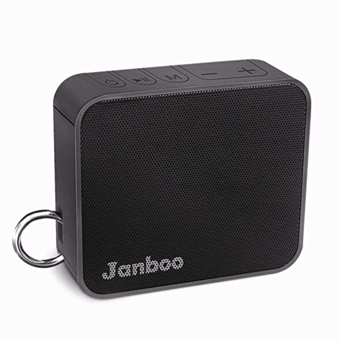 Review Janboo Portable Wireless Bluetooth