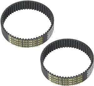 Rubber 34.64 Length D/&D PowerDrive 3675840 Chrysler Replacement Belt 22