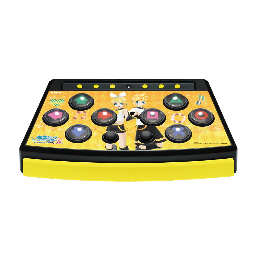 初音ミク-Project DIVA- F 2nd(鏡音リンレンver.)専用ミニコントローラ for PlayStation®3B00IP0RVCC