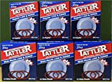Authentic Tattler E-Z Seal Reusable Canning Lids - Trial Pack 3 Doz Regular + 3 Doz Wide