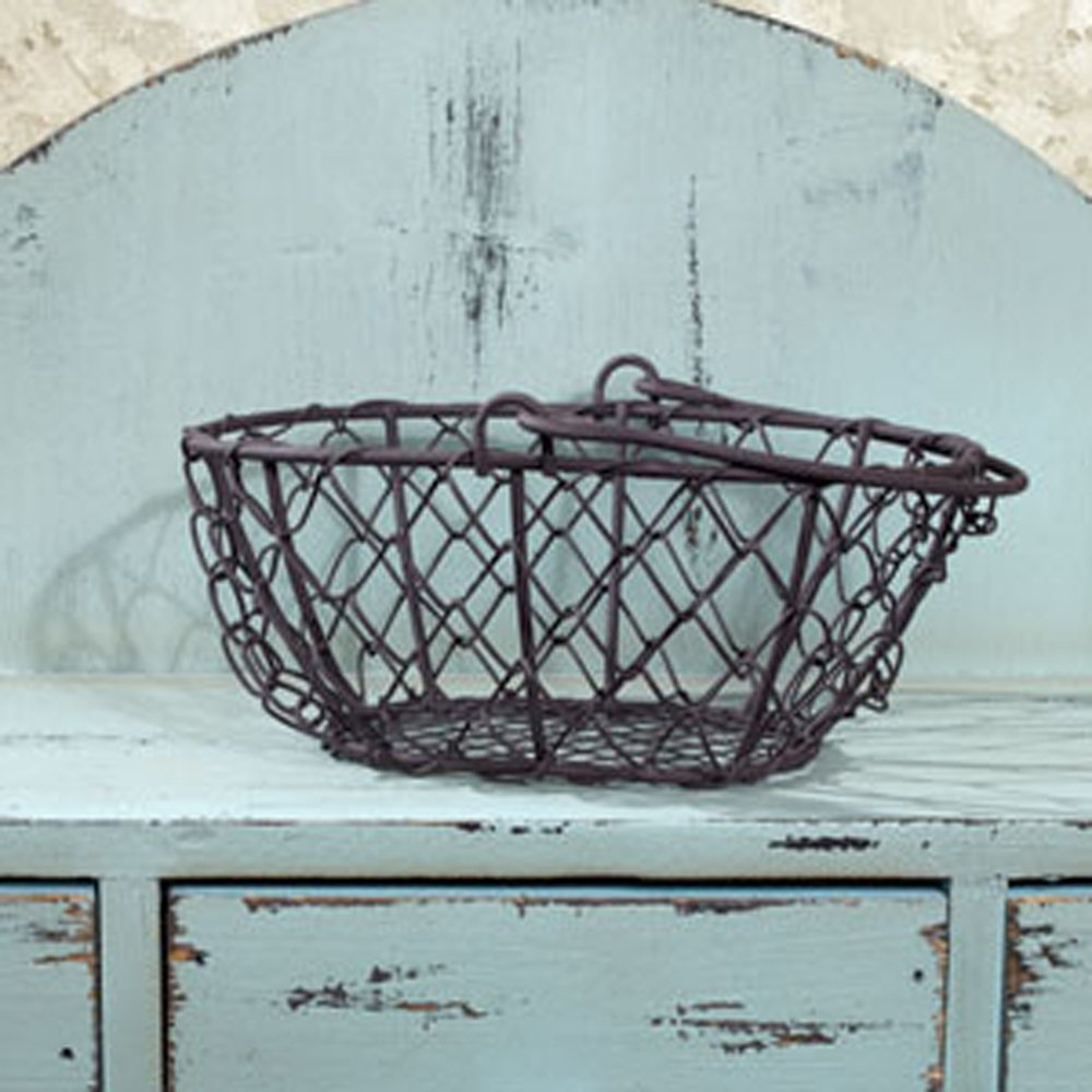 Amazon.com: The Country House Collection 6.25\'\' D Oval Chicken Wire ...