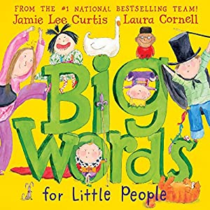 Big Words for Little People Audiobook
