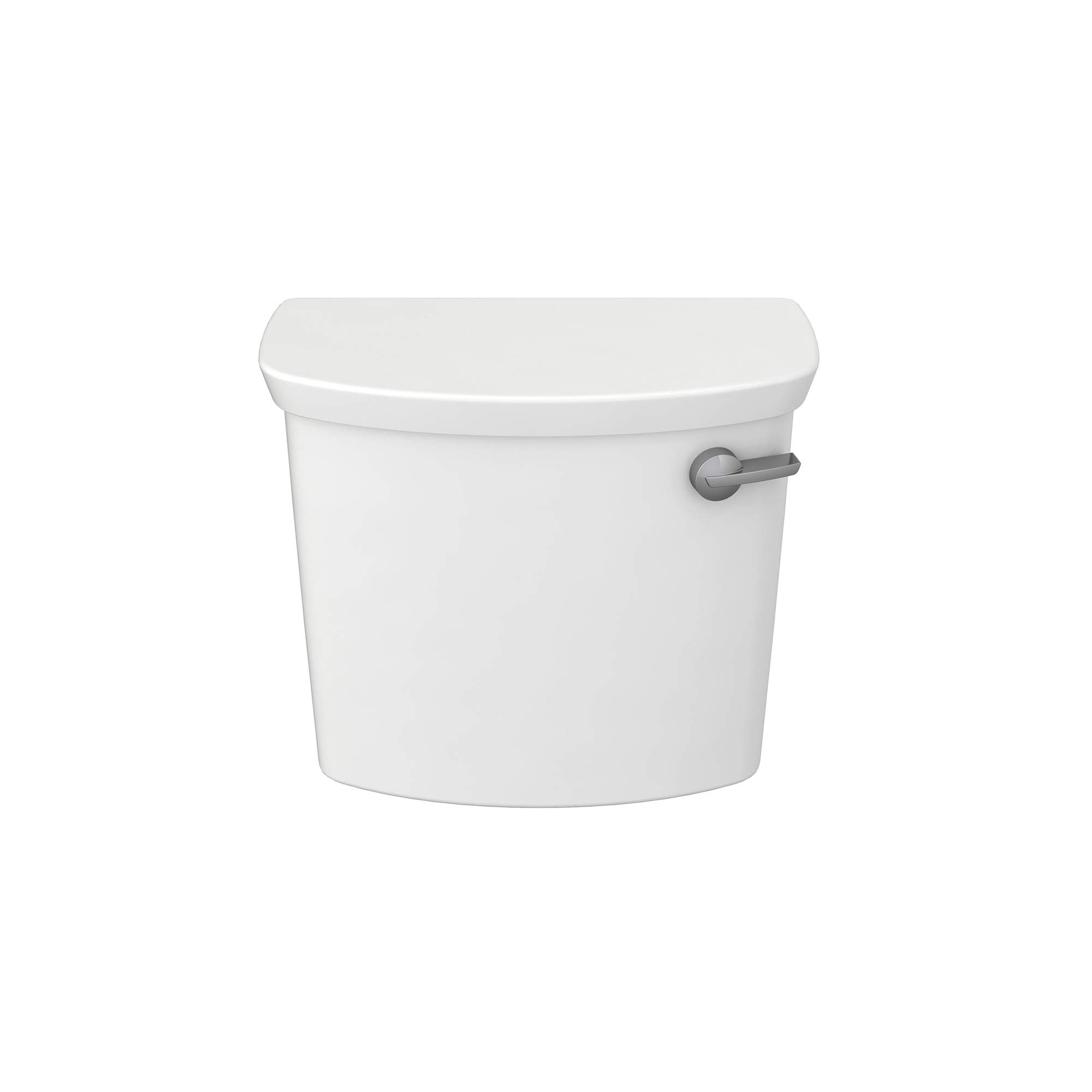 American Standard 4385A138.020 Yorkville VorMax Toilet Left-Hand Trip Lever with Tank Cover Locking Device, White