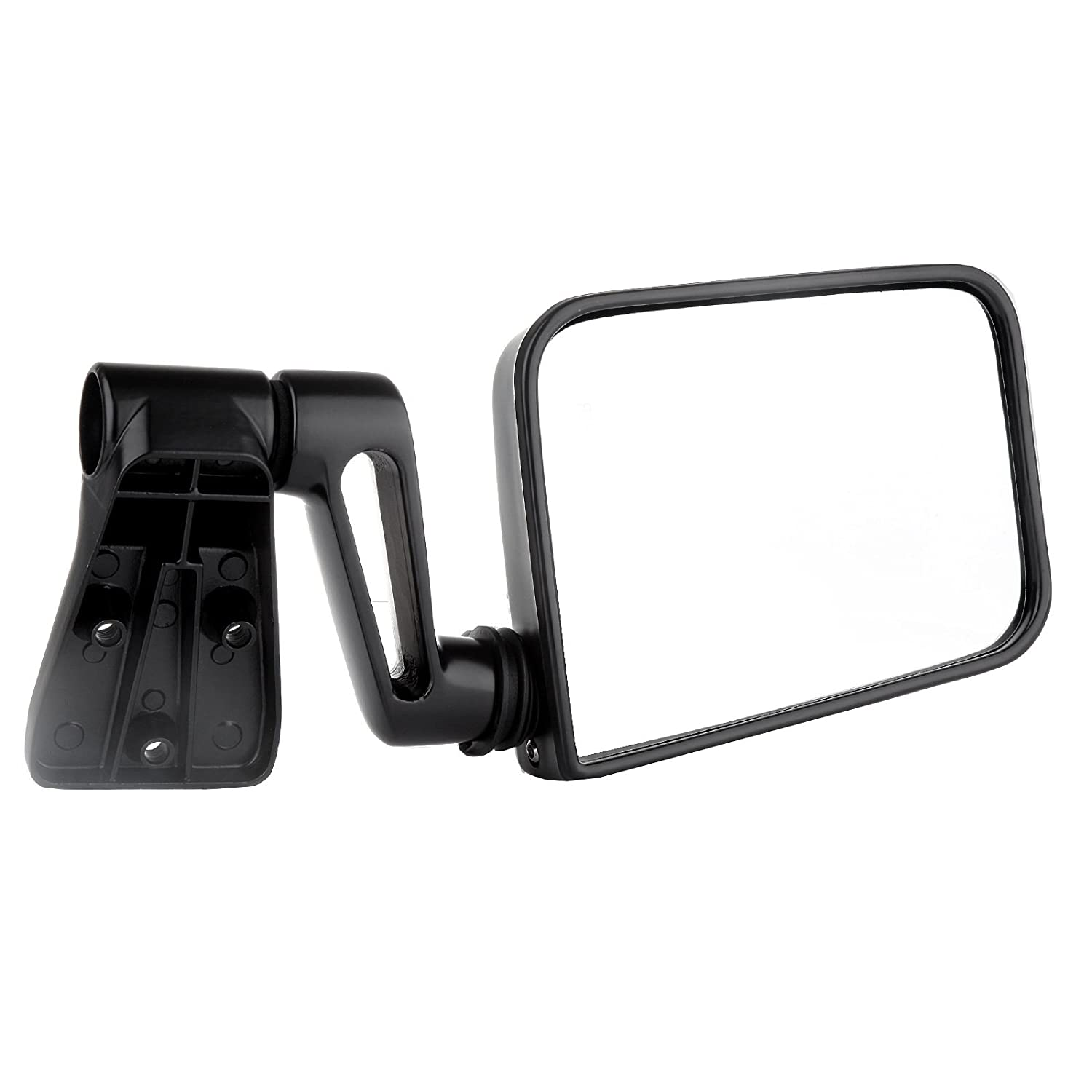 Towing Mirrors, for Jeep SCITOO Exterior Accessories Mirrors for 1987-2002 Jeep Wrangler with Manual Controlling Features - Pair