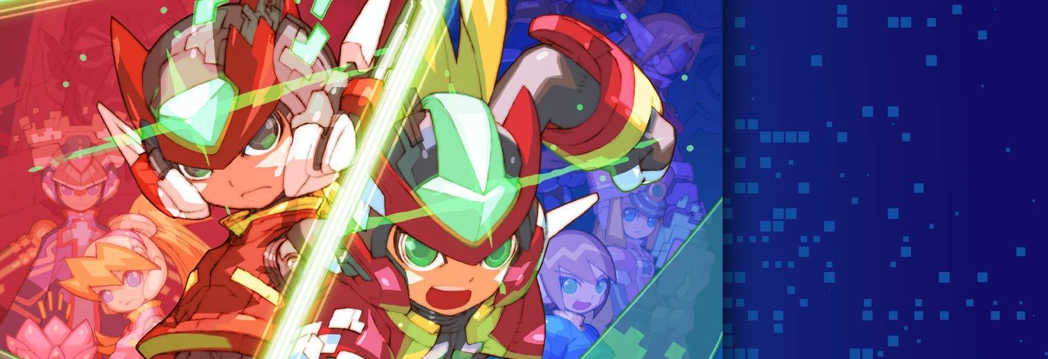 Amazon.com: Mega Man Zero/Zx Legacy Collection - Nintendo ...