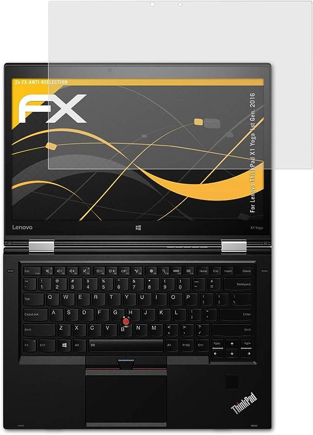 Atfolix Panzerfolie Kompatibel Mit Lenovo Thinkpad X1 Computer Zubehör