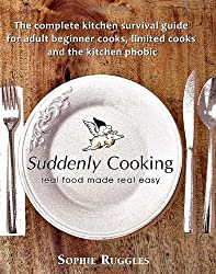 Suddenly Cooking - Real Food Made Real Easy